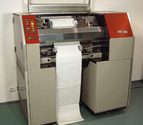 ANELEX high speed printer