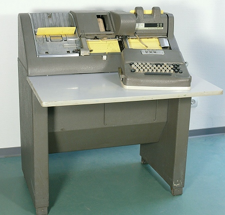 IBM 026 Card-Punch