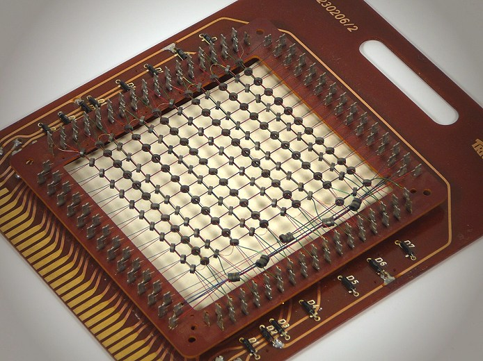 Core memory made by Triumph