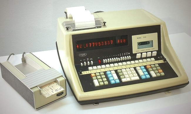 Programmable Third Generation Calculators With Early Ic